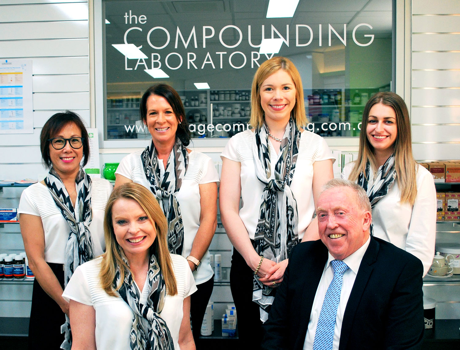 The Cottage Pharmacy Team